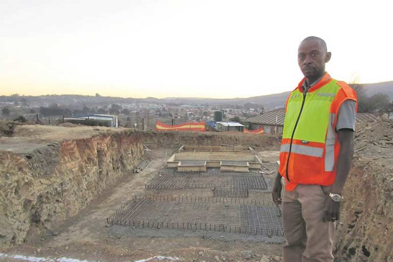 Completed: Further Education and Training (FET) College in Greytown